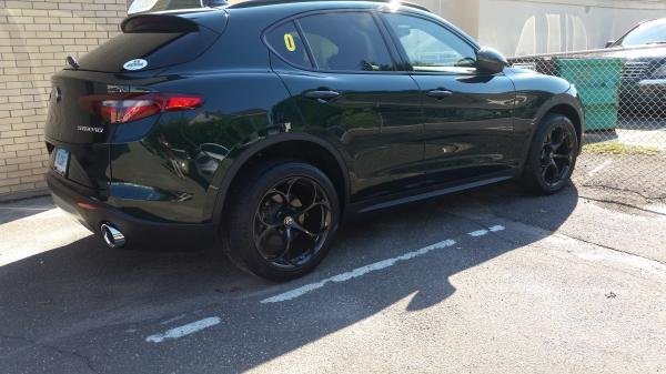 Showcase cover image for ViscontiVerde 164L*'s 2018 ALFA ROMEO STELVIO Ti sPORT