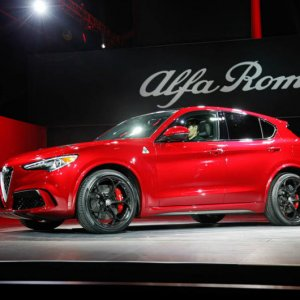 Alfa Romeo Stelvio Prices UK