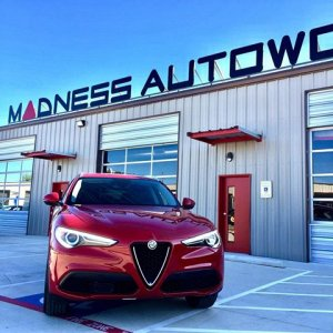 Our MADNESS Alfa Romeo Stelvio